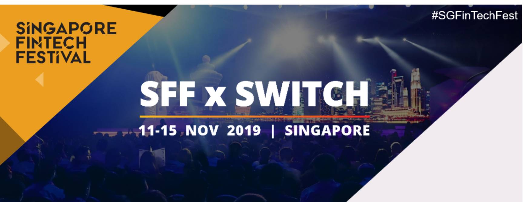 Experian returns to Singapore Fintech Festival for the 3rd time in 2019!