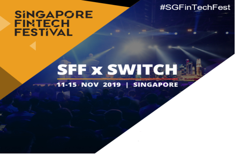 Singapore Fintech Festival 2019: Data-Driven Innovations for Success in the Digital Age