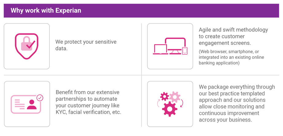 Why work with Experian-Image